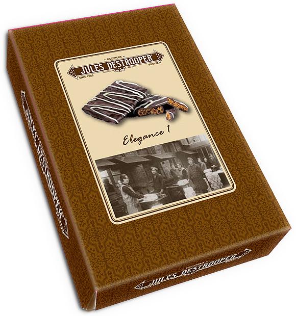 Destrooper biscuit box
