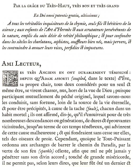 Testamentum example page